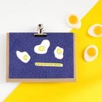 Postkaart - An Egg-Cellent Birthday