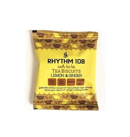 Rhythm Rhythm biscuit Lemon Ginger BIO