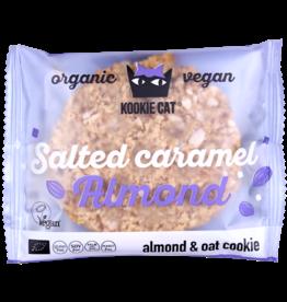 Kookie Cat Kookie Cat Salted Caramel Almond BIO