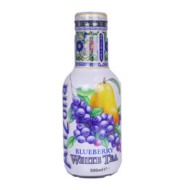Arizona AriZona Blueberry White Tea 6pk/500ml PET