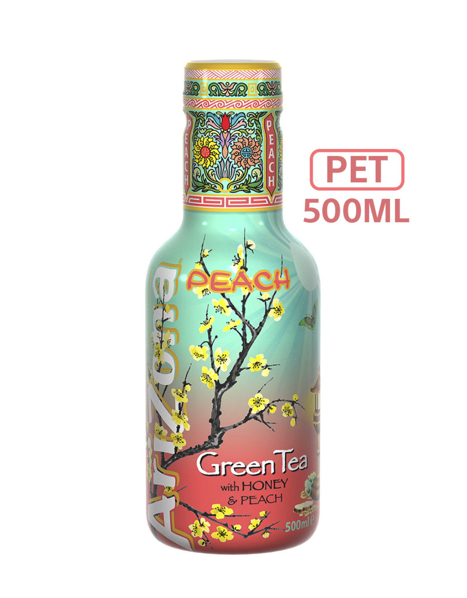 Arizona Lemonade Honey Juice 6pk/500ml PET
