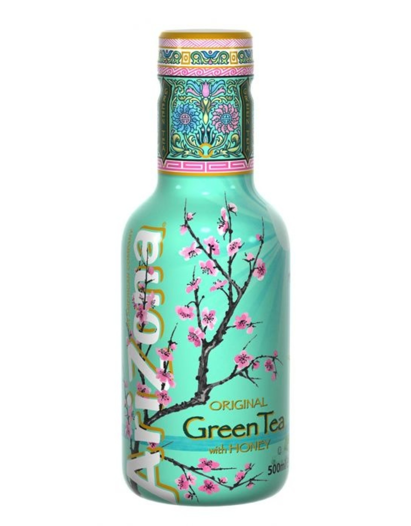 Arizona Green Tea 6pk/500ml PET