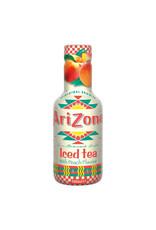 Arizona AriZona Peach Iced Tea 6pk/500ml PET