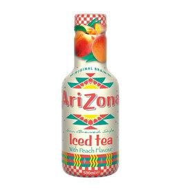 Arizona Peach Iced Tea 6pk/500ml PET