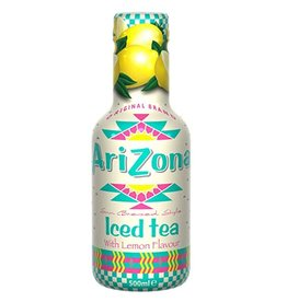 Arizona Lemon Iced Tea 6pk/500ml PET