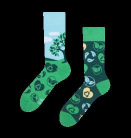Good Mood Recycled socks plant a tree
