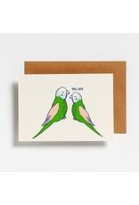Postkaart - Veel liefs
