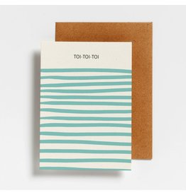 Postkaart - Toi Toi Toi
