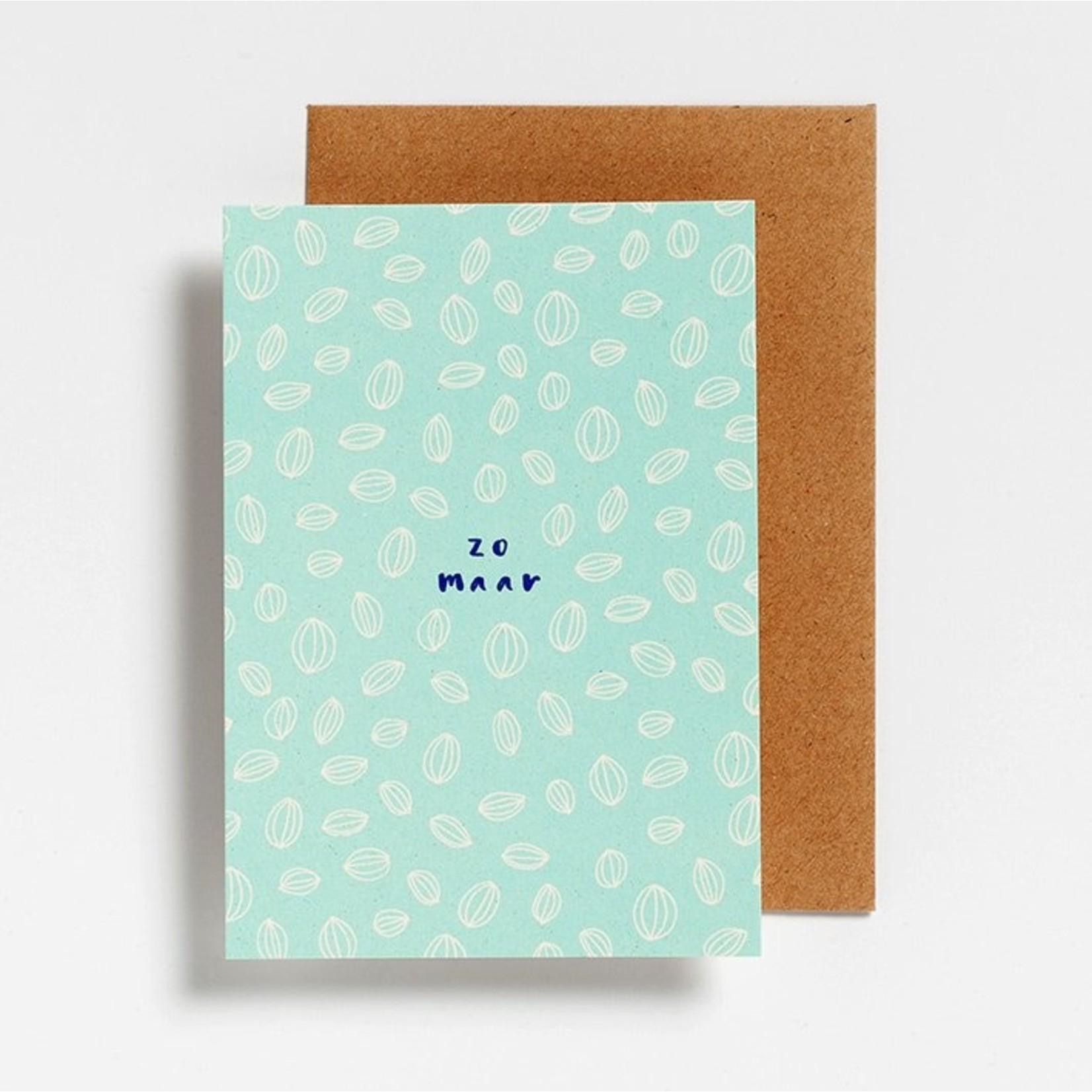 Postkaart - Zomaar