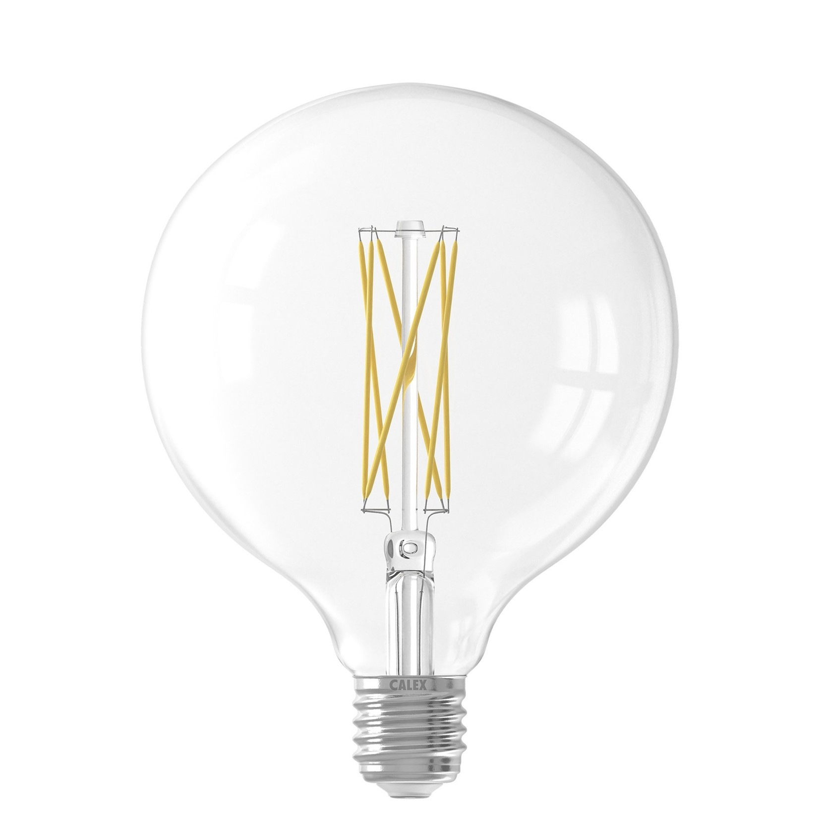 LED 125mm 4W 230V E27 2300K Clear