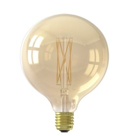 Calex LED 125mm 4W 230V E27 2100K Gold