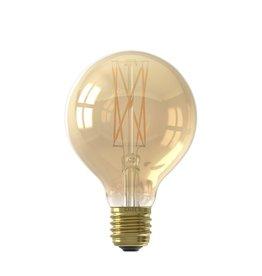 Calex LED 80mm 4W 230V E27 2100K Gold