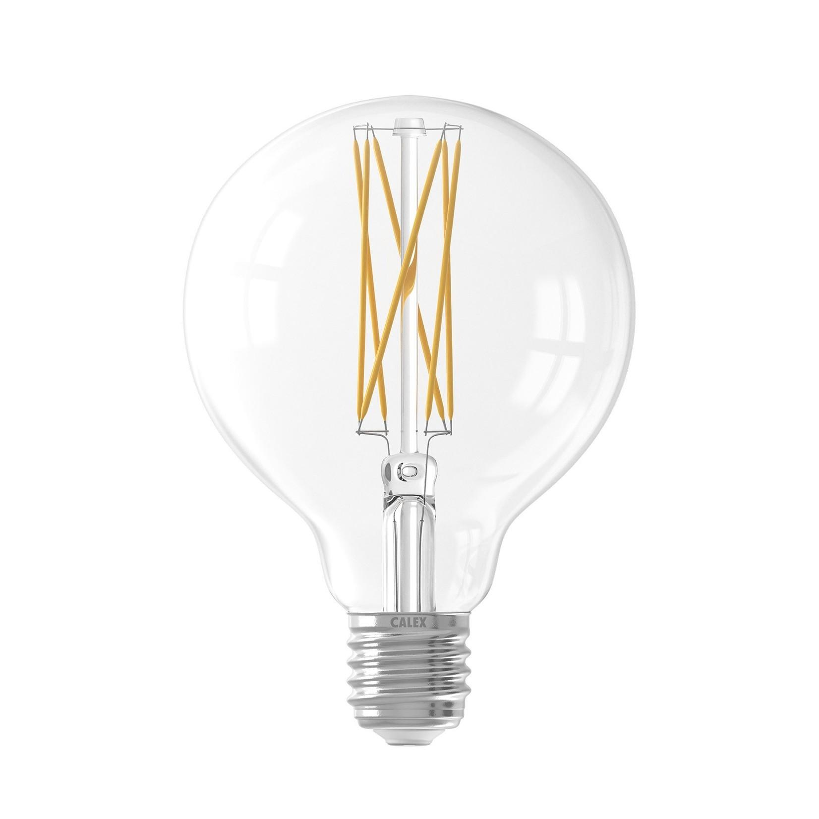 LED 95mm 4W 230V E27 2300K Clear