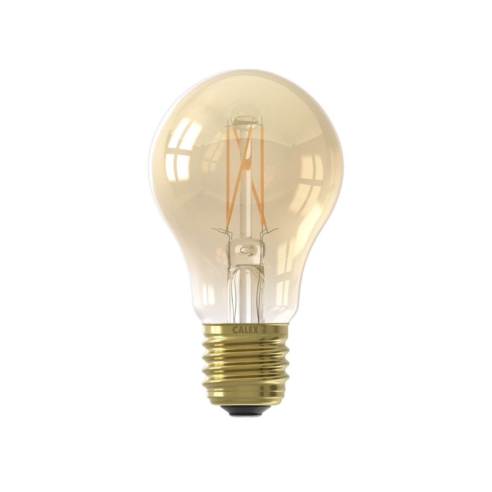 LED A60 4W 230V E27 2100K GOLD