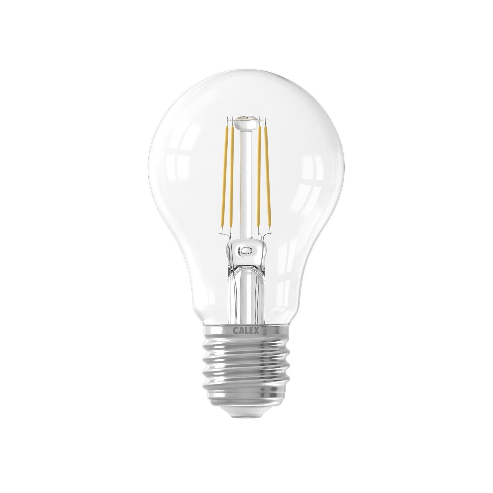 LED A60 4W 230V E27 2700K helder dimbaar