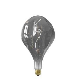 Calex Organic Evo Titanium led lamp 6W 130lm 2100K Dimbaar