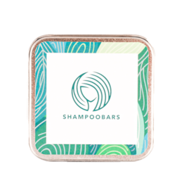 Shampoobars Body bar blikje