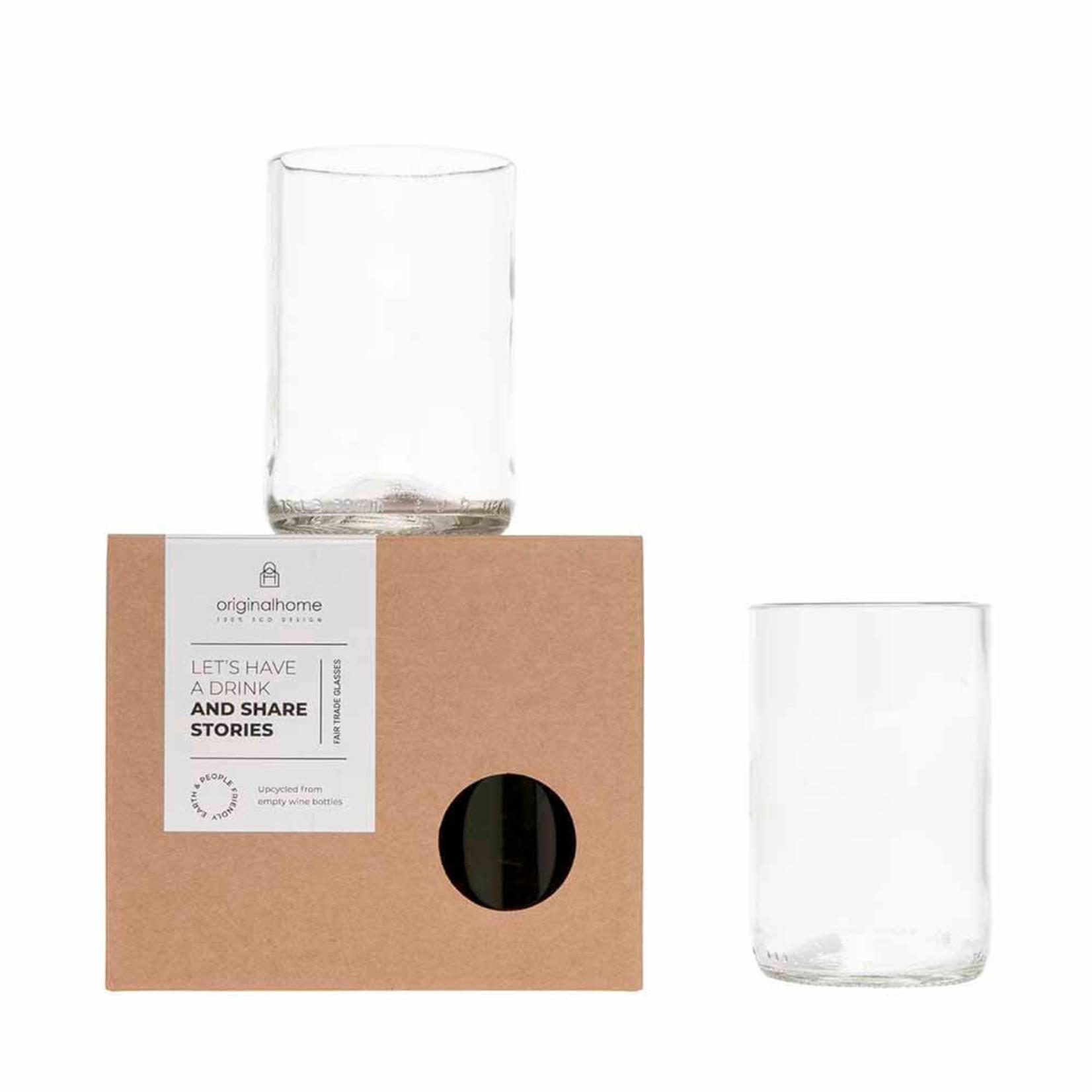 Drinkglas clear - M set 2