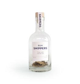 Snippers Fles met Snippers rum