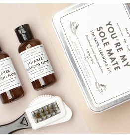 """Men's Society Sneaker Cleaning Kit """"Sole mate"""""""