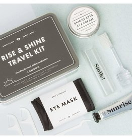 Men's Society Rise and Shine Travel Kit