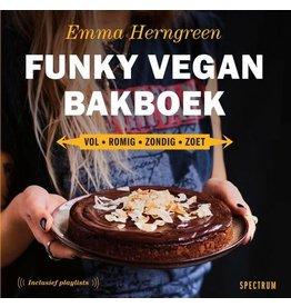 Lannoo Funky Vegan bakboek