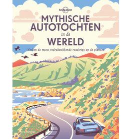 Lannoo Mythische autotochten in de wereld
