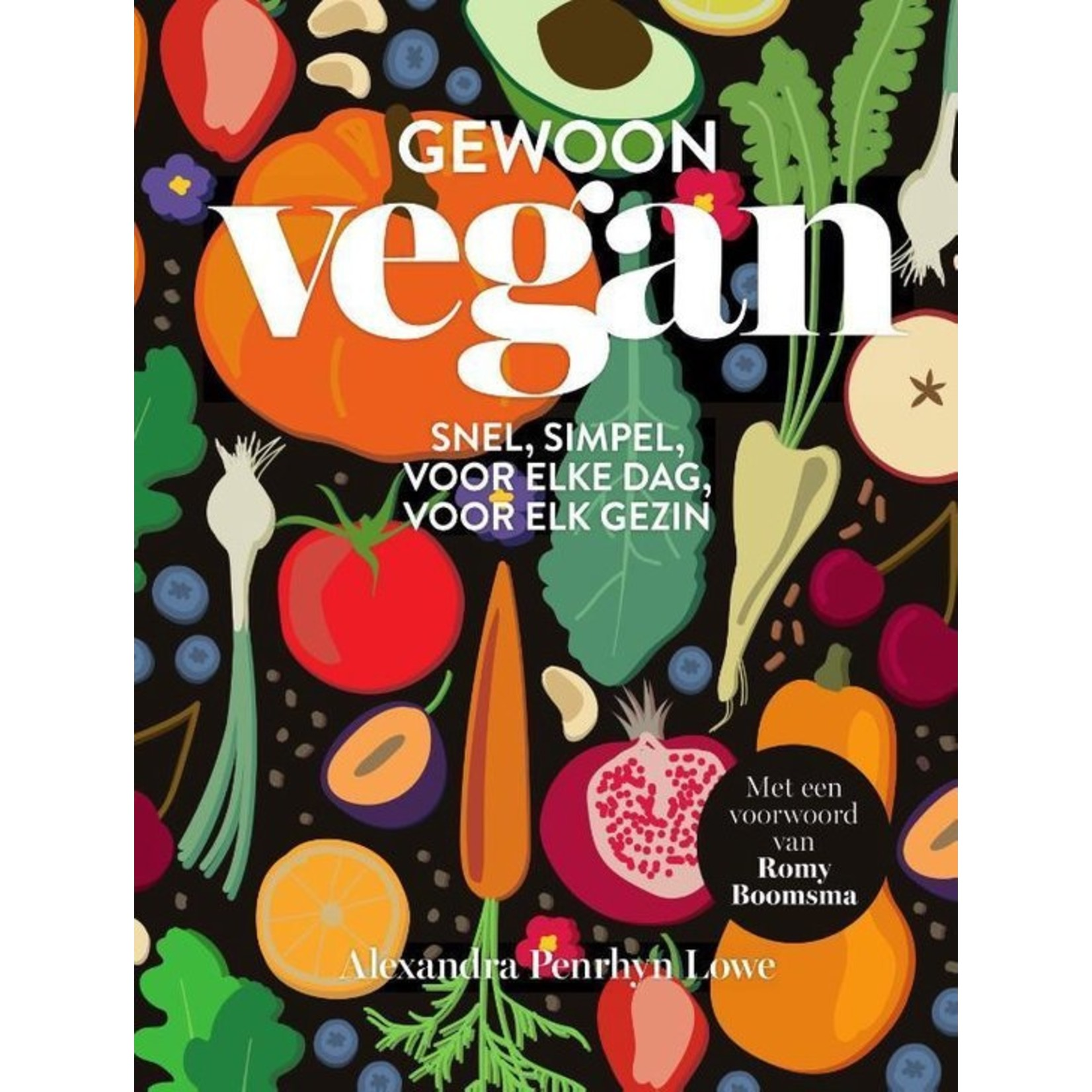 Gewoon vegan kookboek