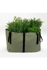 Blooming Walls The Green bag - S