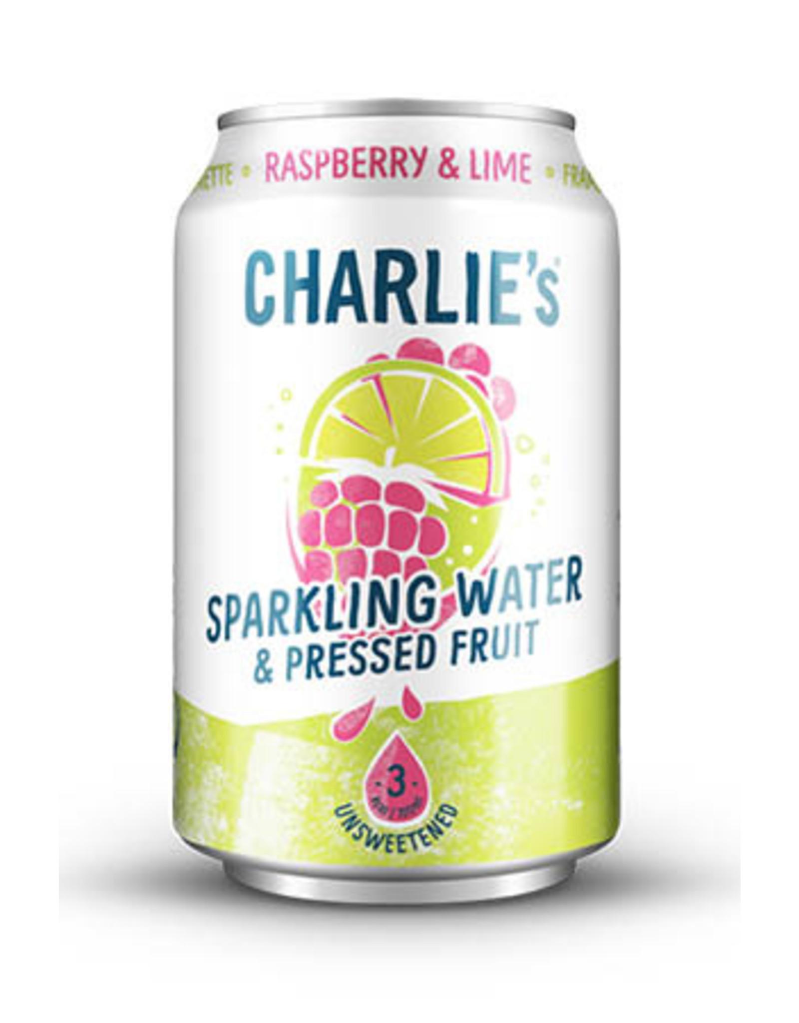 Charlies Charlie's Organics Raspberry lime Bio