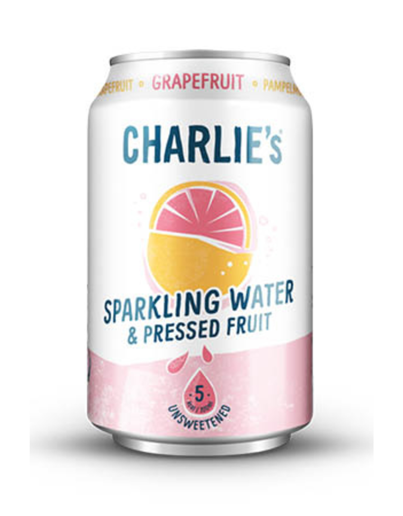 Charlie's Organics Grapefruit Bio