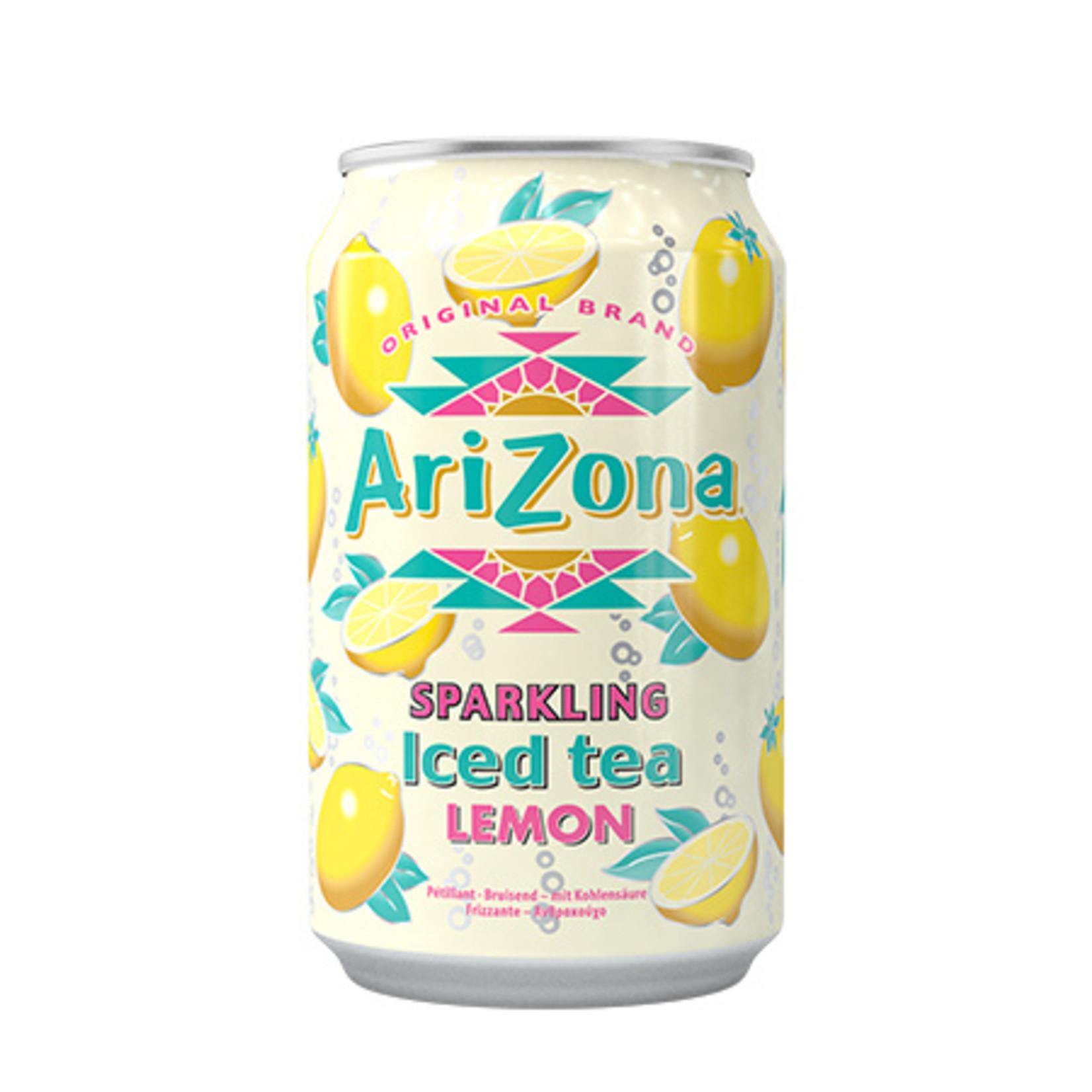 Iced tea lemon (33cl)