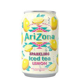 Arizona Arizona Iced tea lemon ( blik 330ml )