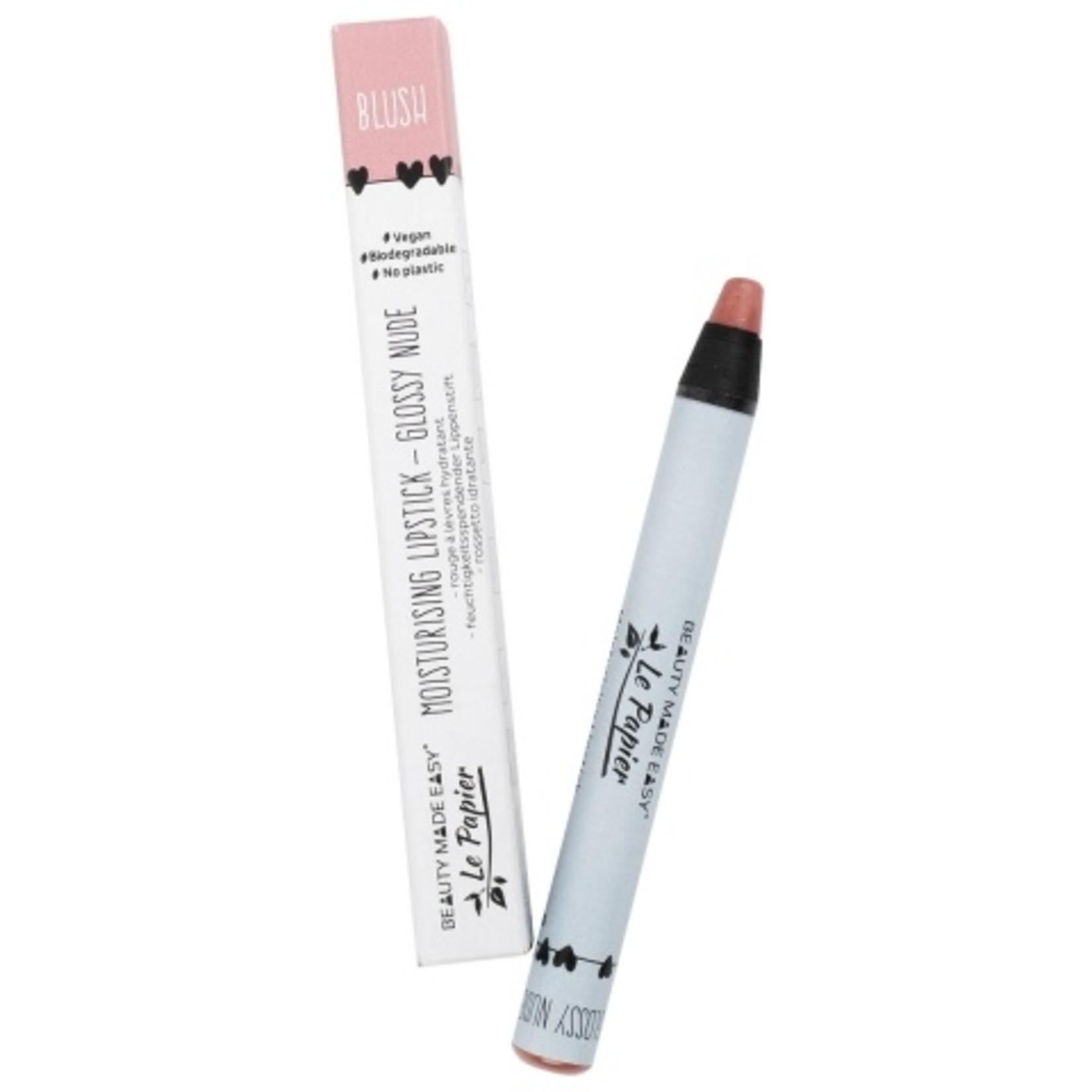 Voedende lipstick - Glossy Nudes - BLUSH - 6 g