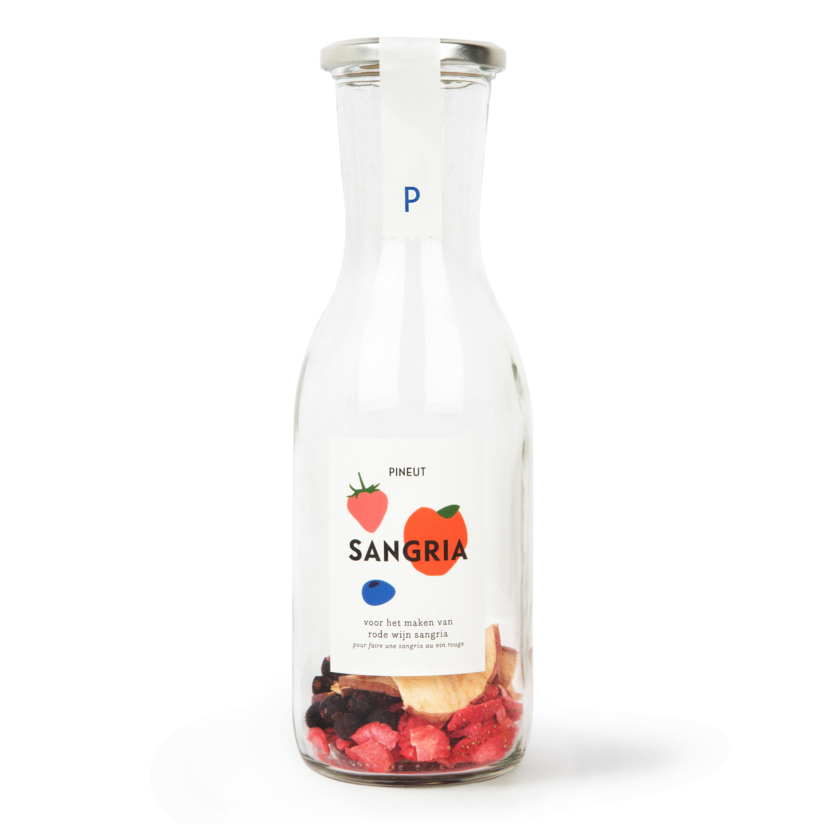 Sangria rood fles