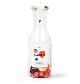Pineut Sangria rood fles