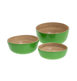 LO tableware Bamboe garden