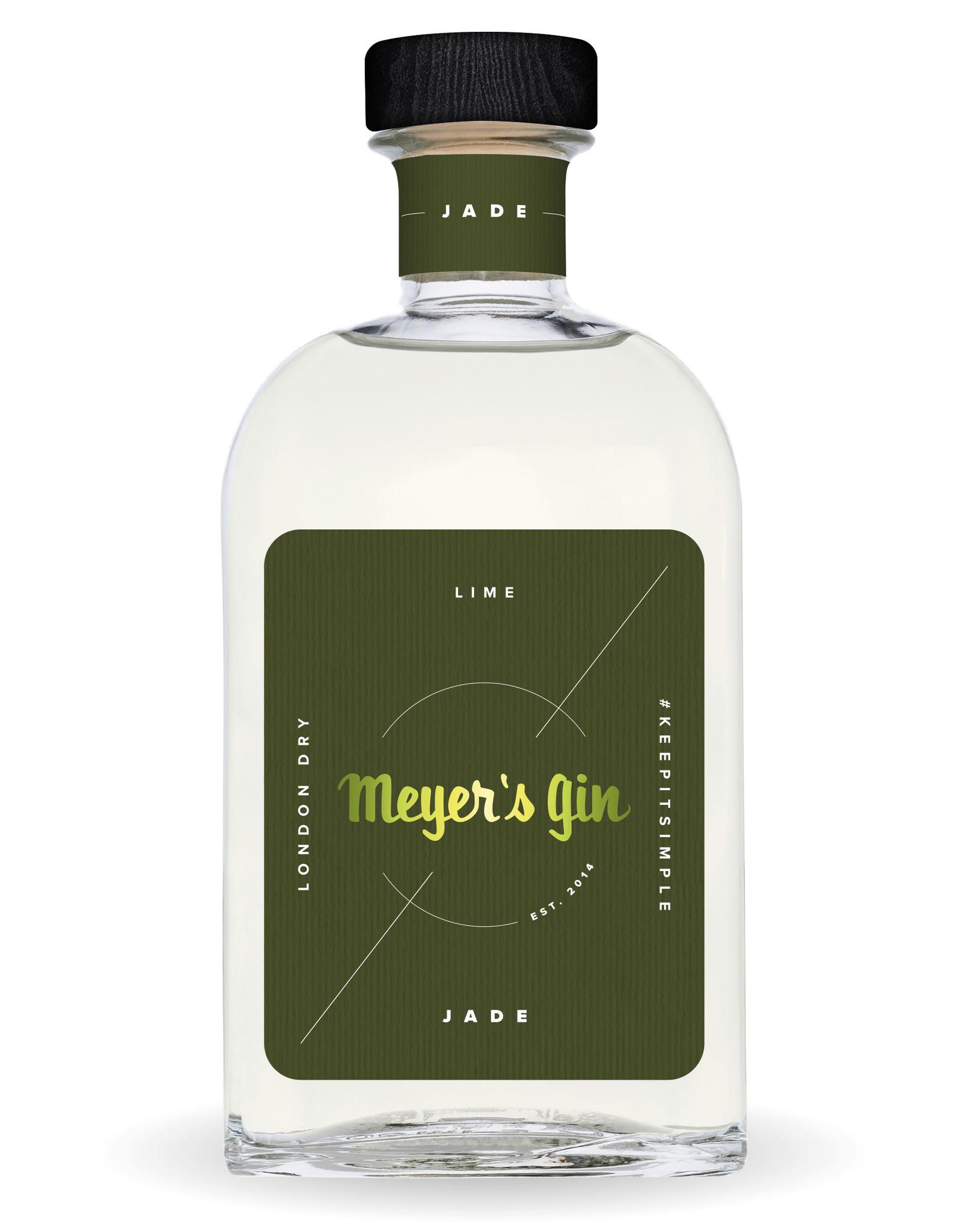 Meyer's Gin Meyer's ging jade 38% 50 cl
