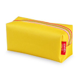 Engelpunt Etui 'Zipper Yellow'