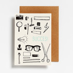 Postkaart - Succes