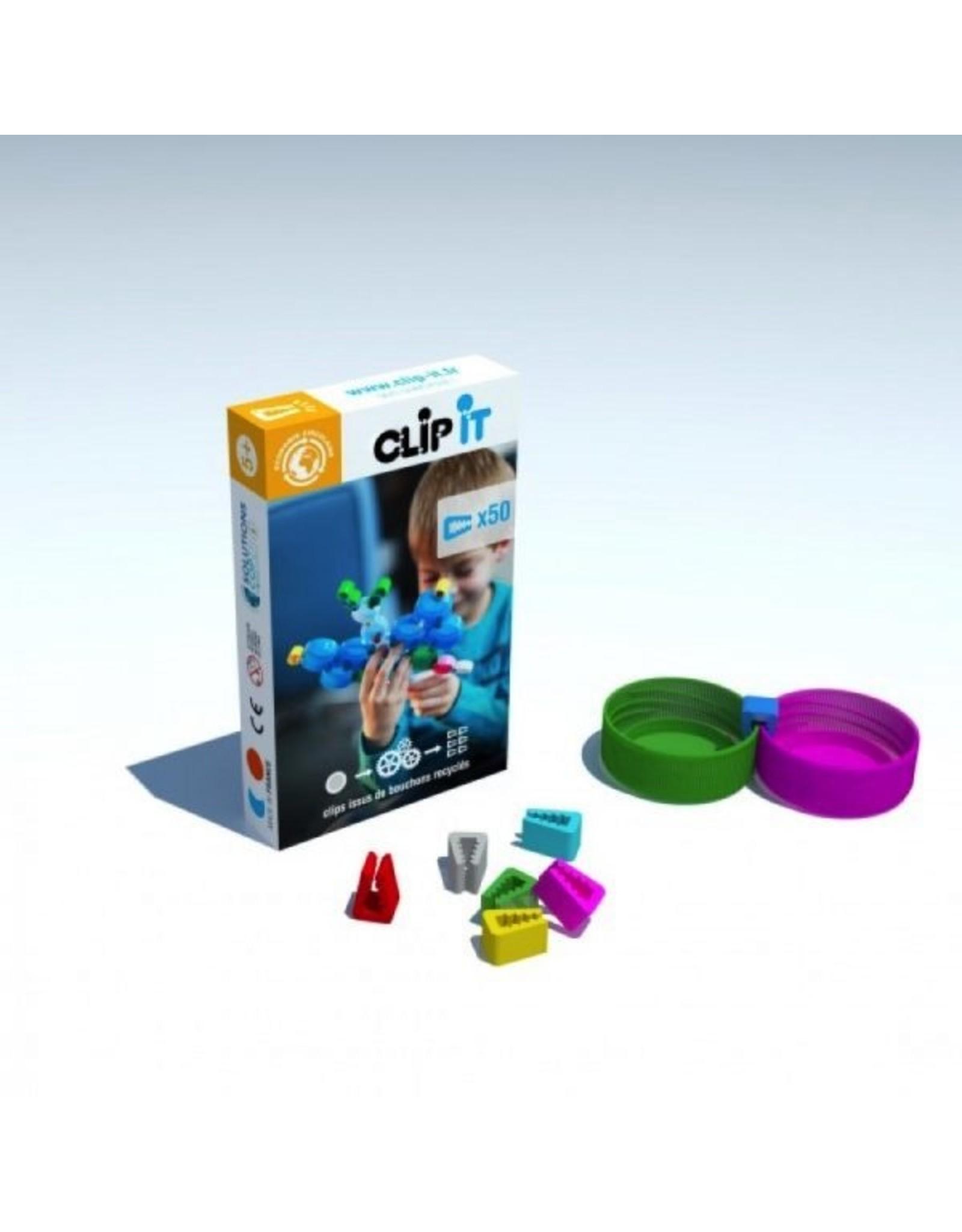 Clip-it 50 clips - vlinder