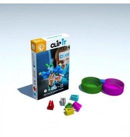 Clip it Clip-it 50 clips - vlinder