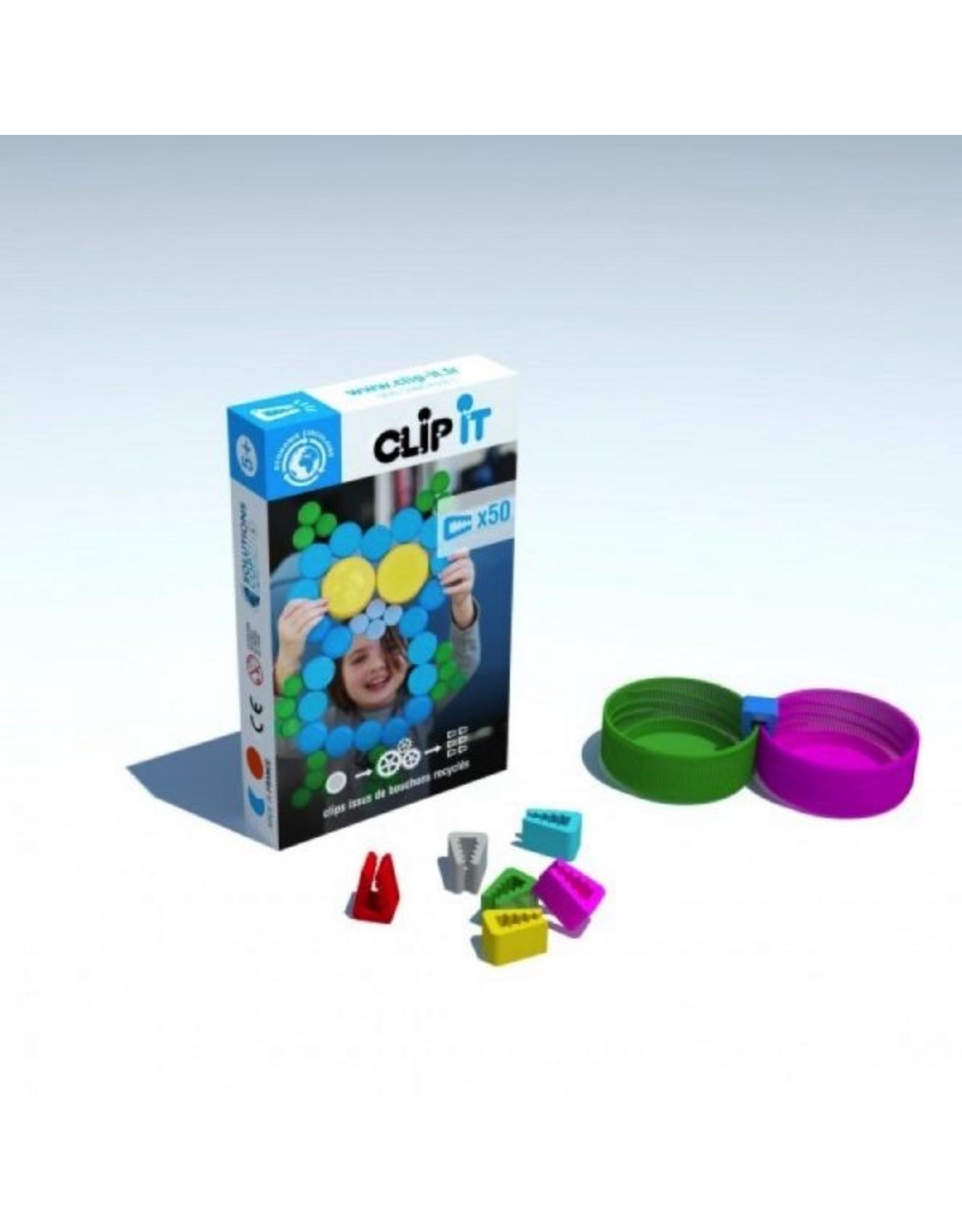 Clip it Clip-it 50 clips - uil