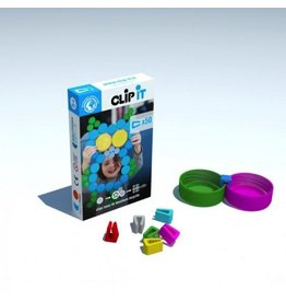 Clip-it 50 clips - uil