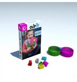 Clip it Clip-it 50 clips - bloem