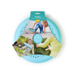 Flying Disc + Sand Sifter Vintage Blue