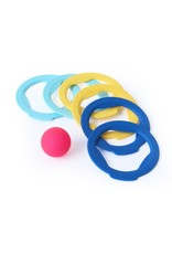 Quut Ringo 6 rings + 1 ball