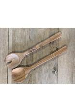 LO tableware Bamboe lepels