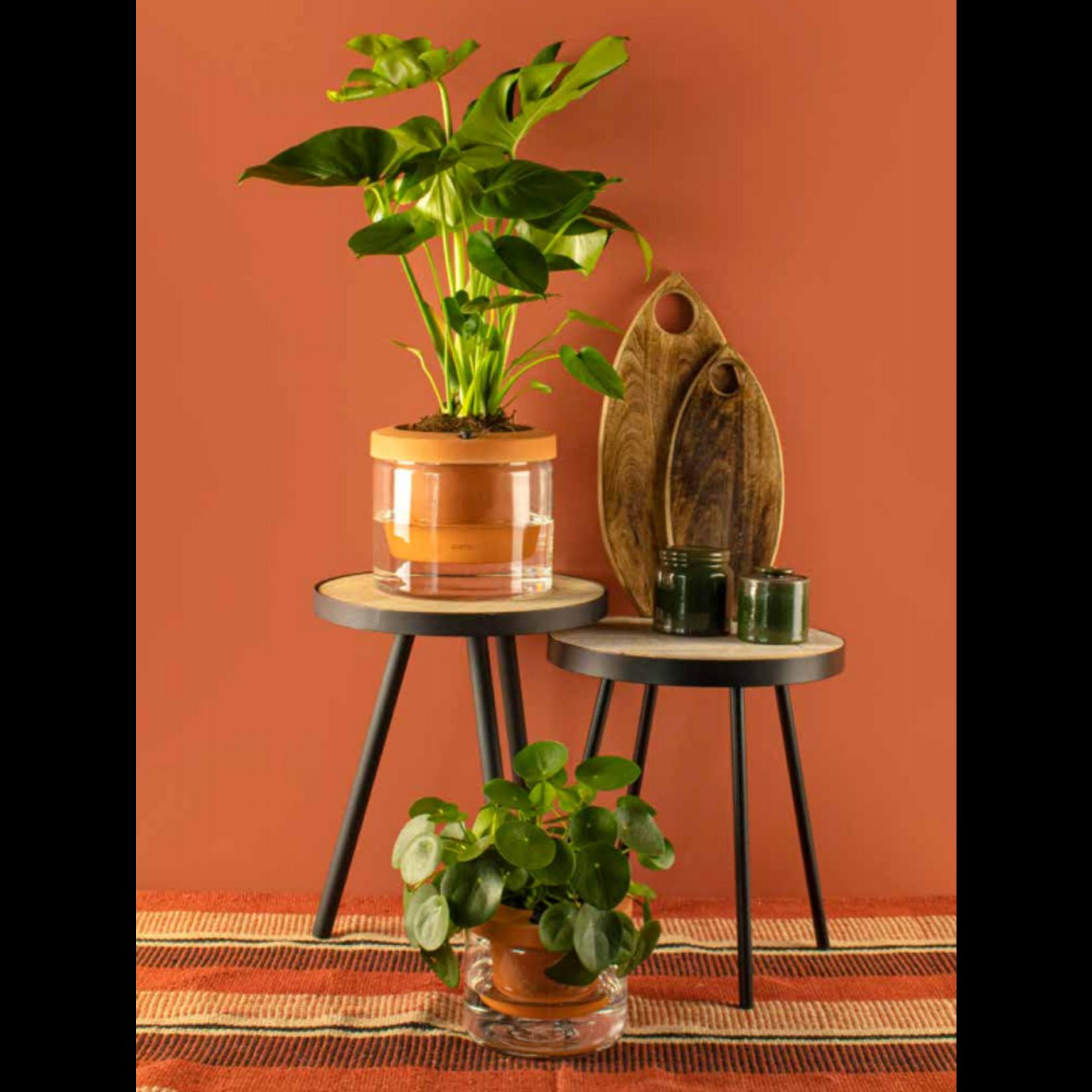 Terracotcha plantenpot Ø14