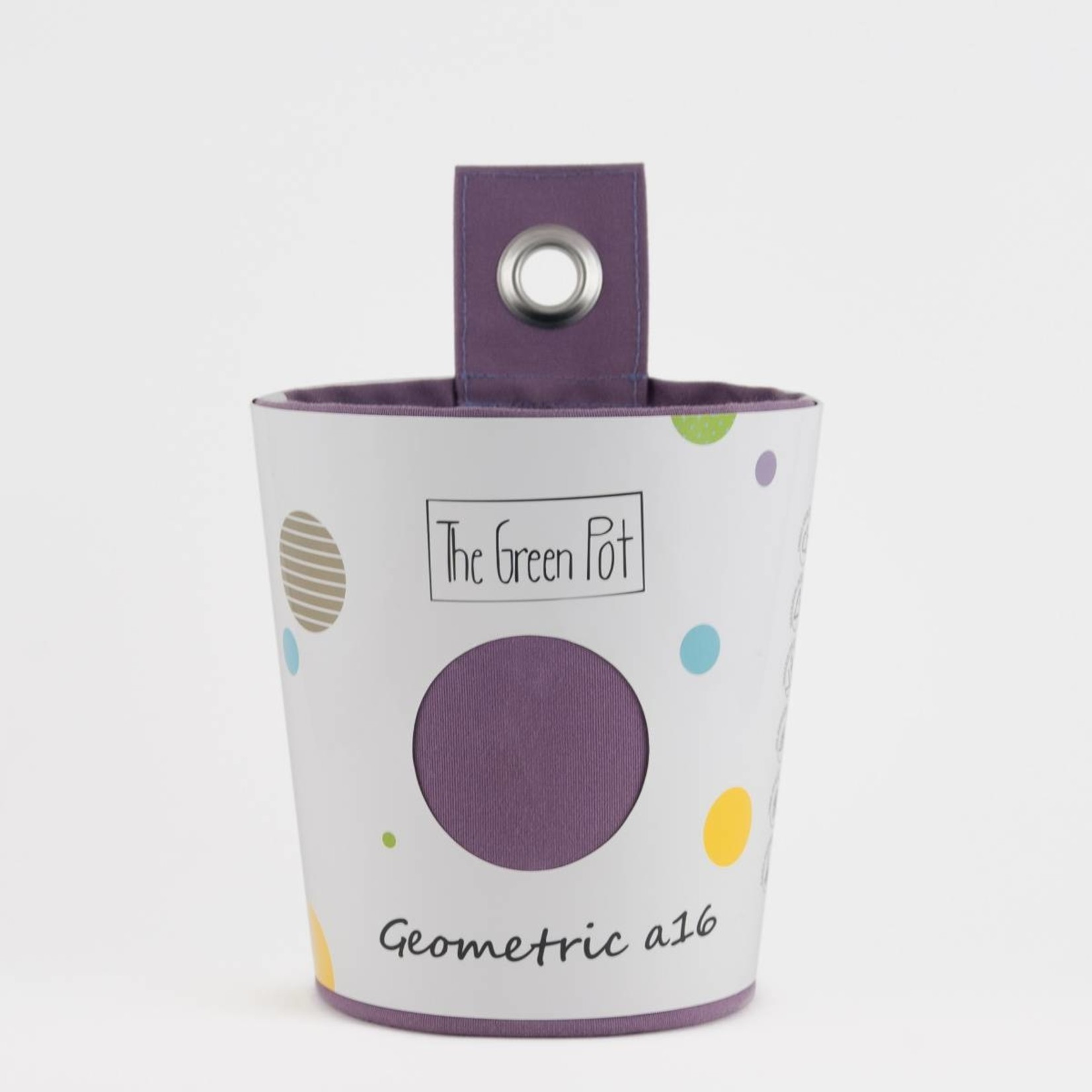 The green pot Lavender